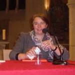 Christine Pedotti pendant la Conférence